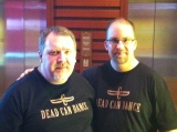 Chris and I at the DCD concert