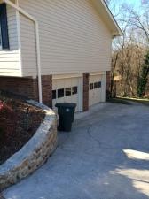 Garage from exterior