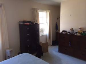 Master bedroom -- other view