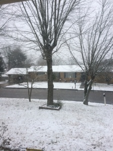 Snow in Chattanooga