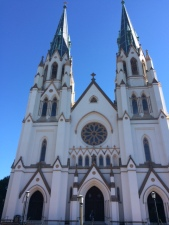 Savannah's Cathedral of St. John the Baptist