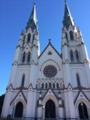 Savannah's Cathedral of St. John the Baptist
