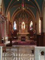 A chapel in St. John's