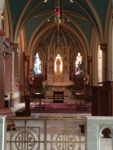 A chapel in St. John's