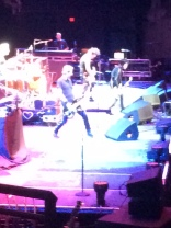 Joan Jett rocking the house!
