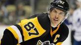 Pens captain Sidney Crosby