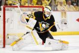 Superb rookie goalie Matt Murray