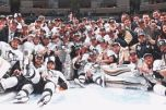 Penguins and the Cup