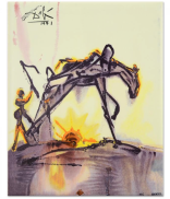 Dali-The-Horse-of-Labor-Signed--Ceramic-10-04-17-at-3-42-PM