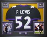 Ray-Lewis-Authenticated-Autographed-Framed-Jersey-Looks-Great-6-5-17